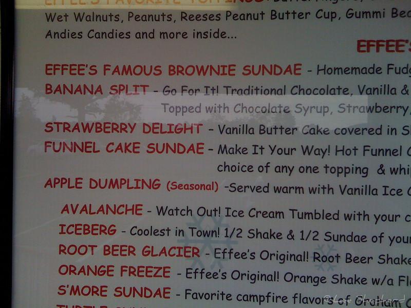 Funnel cake sundae!!!