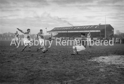 Aylesbury Utd v Berkhamsted Town Dec 27 1952