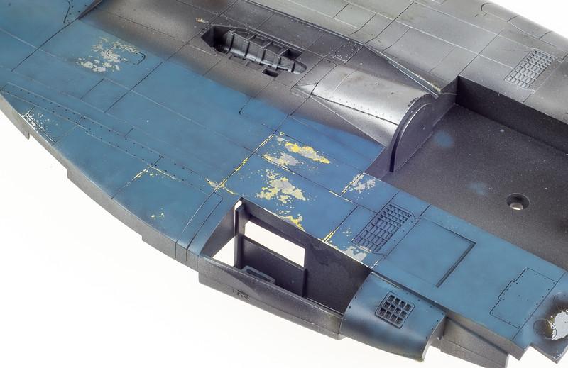 Tamiya F4U-1 Corsair - 10-07-14 PAINT TEST-8.jpg