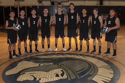 2019 VPHS Boys' Volleyball Team Pics