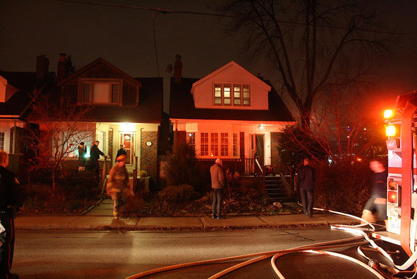 December 5, 2011 - 2nd Alarm - 56 Avonlea Blvd.