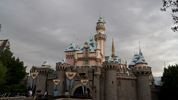 Disneyland Resort, Disneyland, Fantasyland, Sleeping Beauty Castle, Sleeping, Beauty, Castle, Christmas Time, Christmas, Holiday, Snow