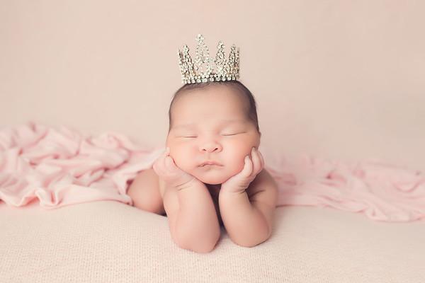 Ava Newborn Session