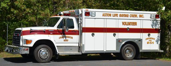 Axton Lifesaving Crew