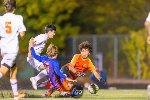 10-6-20 Minneapolis South at Washburn Boys Soccer