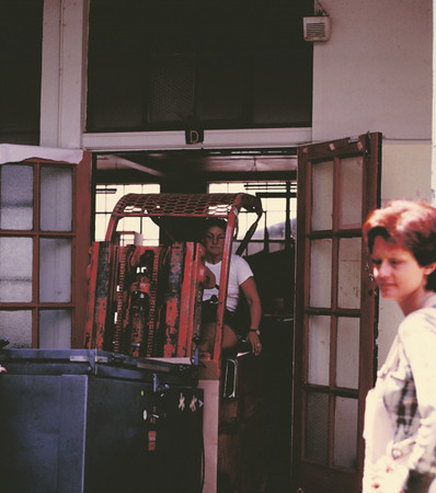 1975, Moving the Press