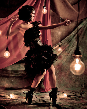 Light Bulbs and Killer Heels