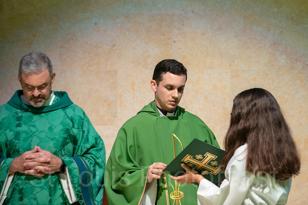 SPECIAL MASSES BY PRIESTS