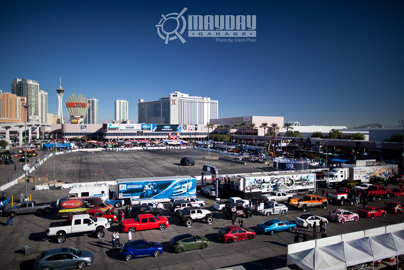 SEMA 2011, Las Vegas, NV, 2011