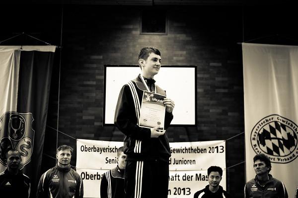 2013 Oberbayerische Meisterschaft - Group 3