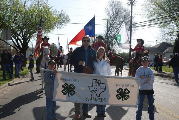 Mesquite Parade 032710
