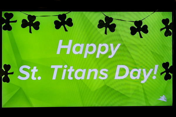 2021 Saint Titans Day