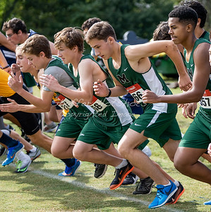 Fall 2019:  Cross Country at Georgetown Prep Classic