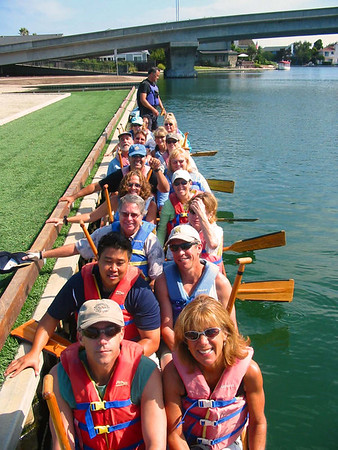 August 2006  Canoe Adventure