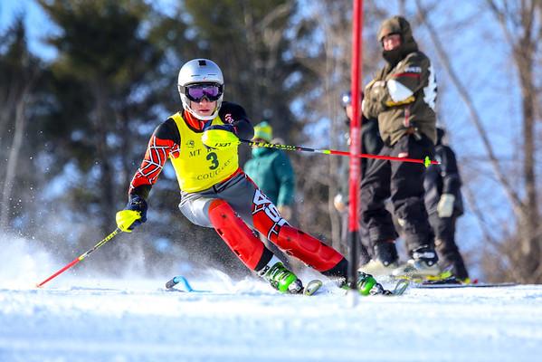 Boys Slalom First Run