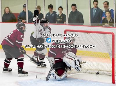 12/2/2016 - Boys Varsity Hockey - Dexter vs Middlesex