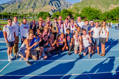 Springville State Champs 2018