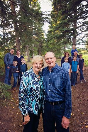 Borbridge Family 2016