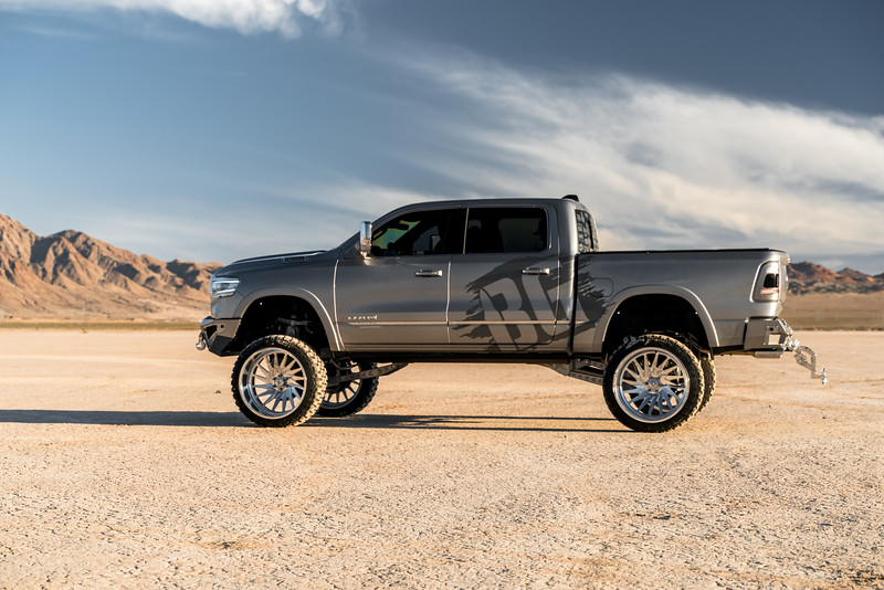@Ericcastillo7541 2019 Dodge Ram Limited 1500 26x14 Polished MORPH 37x55r26 Fury-49.jpg