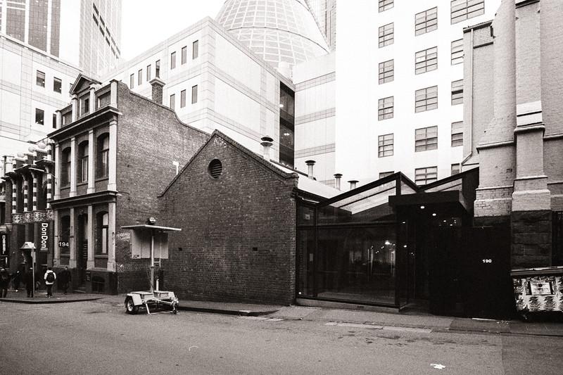 Little Lonsdale Street & Knox Lane