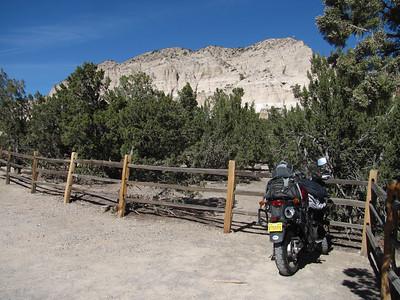 Bernalillo-Kasha~Katuwe Tent Rocks National Monument-Waldo AT Ride & Hike  10-29-12