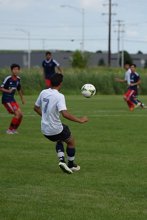 Monday -Pacesetter U14Villa Red (OH-N) Vs Black Hills Rapids U-14 Boys Burgundy (SD)