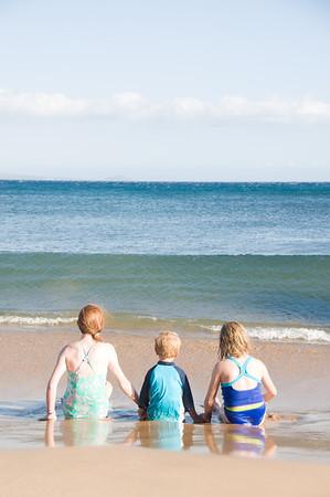 Family Trip to Maui