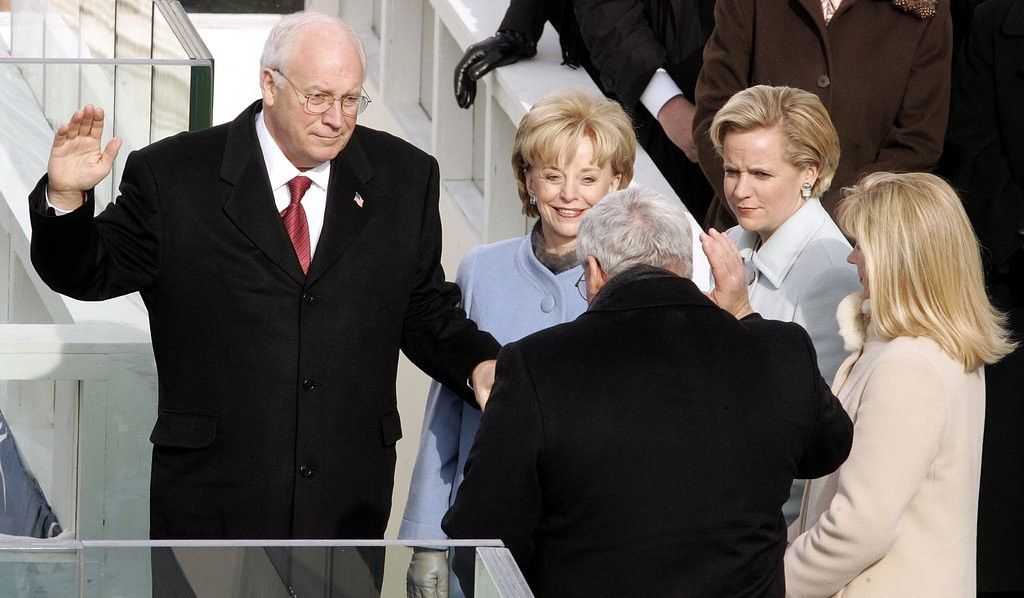 ". <p><b> Liz Cheney and Mary Cheney, the daughters of former Vice President Dick Cheney, caused a stir last week when they had a high-profile disagreement about � </b> <p> A. Same-sex marriage  <p> B. U.S. policy in the Middle East  <p> C. Their father�s devotion to Satan  <p><b><a href=\'http://firstread.nbcnews.com/_news/2013/08/30/20262137-liz-cheney-i-am-not-pro-gay-marriage?lite\' target=""_blank\"">HUH?</a></b> <p>    (Mark Wilson/Getty Images)"