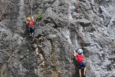 Hedo Climbing Day