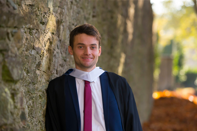 02/11/2018. Waterford Institute of Technology (WIT) Conferring Ceremonies 2018. Pictured is Conor Scully Tralee. Picture: Patrick Browne
