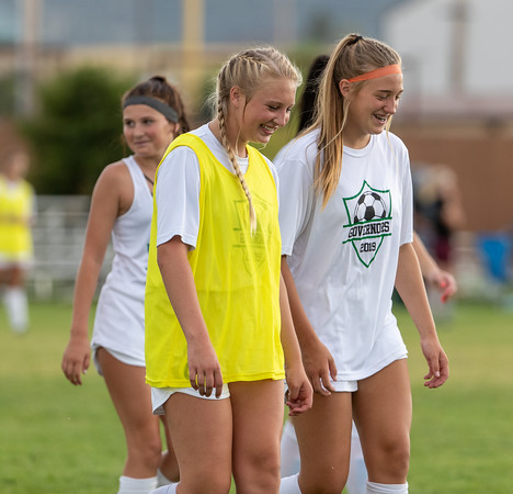 Governor Soccer at Spearfish - Aug 18 2020
