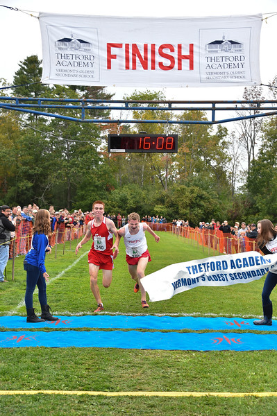 Boys 1 Woods Trail Run 2016-10-01