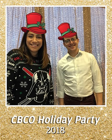 CBCO Holiday Party (12/13/18)