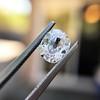 0.71ct Cushion Cut Diamond, GIA I I1 11