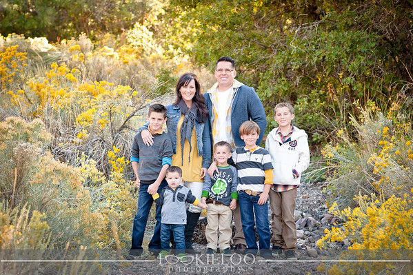 Logan Family 2012
