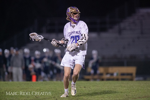 Broughton varsity lacrosse vs Leesville. March 15, 2019. D4S_8836