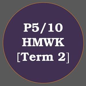 P5/10 HMWK T2