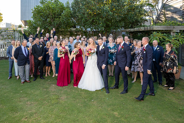 Katie&Will: Group photos