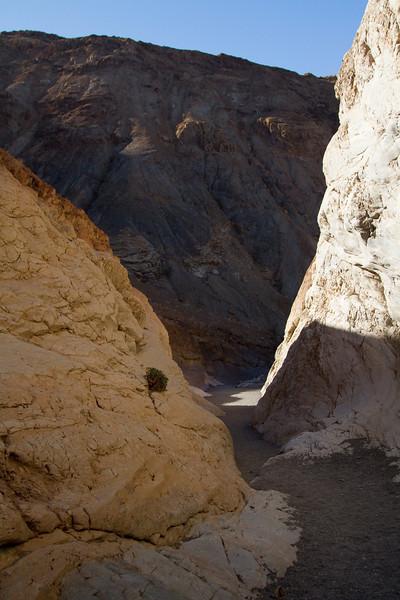 Colorful canyon walls - Mosaic canyon