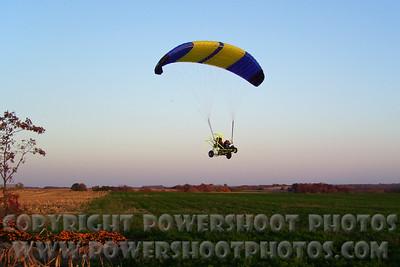 My Powered Parachute