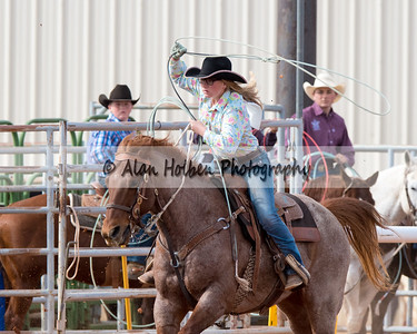 2018 Junior Rodeo - March - Macardi Terry