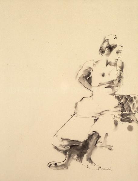 Ballet #279 (c1980s)
