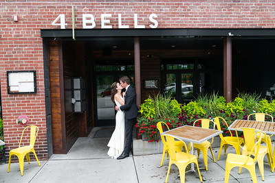 Ali & Drew wedding