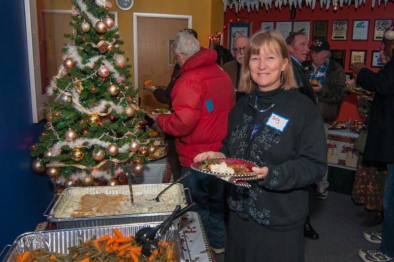 Staff Volunteer Appreciation 2013