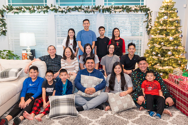 Christmas 2019 Ho Family