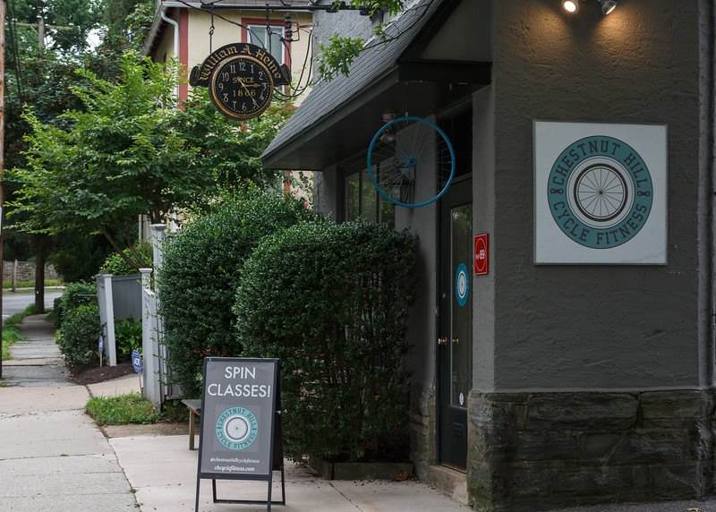 Chestnut Hill Cycle & Fitness