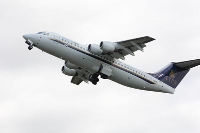 BAe 146-300 (Qinetiq)