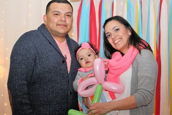 Hailey's Dumbo First Birthday