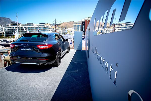 Maserati / CT Boat Show