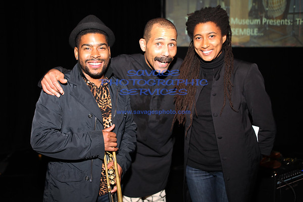 An Evening With Kahil El Zabar-Be Known With Corey Wilkes & Tomeka Reid